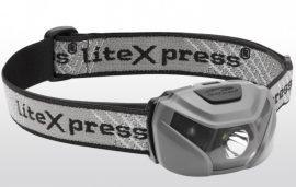 LiteXpress Competition 3AAA fejlámpa