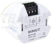 Tracon MIPLAR01 Vezeték nélküli időzítő/kapcsoló vevőegység