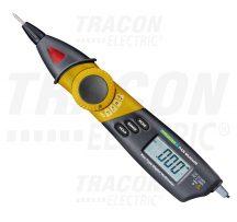 Tracon PANMULTISTIFT Kézi digitális multiméter