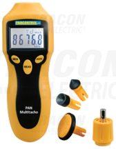Tracon PANMULTITACHO Digitális fordulatszámmérő