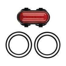 R50BA-10-R7 Radiant 50 hátsó kerékpárlámpa - Piros