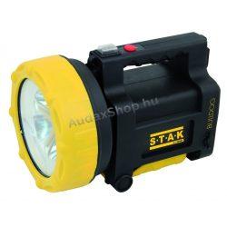 Velamp Bulldog R930, tölthető reflektor 30W. 2200 Lumen