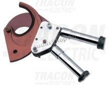Tracon RKV700 Áttételes kábelvágó Cu/AL kábelekhez, teleszkópos nyéllel