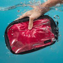 ROCM-09-R3 RunOff® Vízhatlan csomagoló zsák, M méret (203x178 mm)