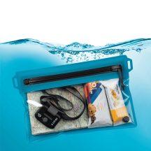ROFM-03-R3  RunOff® kék vízhatlan utazótáska (203x178 mm)