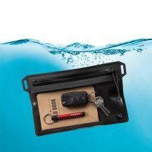 ROFS-09-R3 RunOff® szürke vízhatlan utazótáska (172 mm x 138 mm)