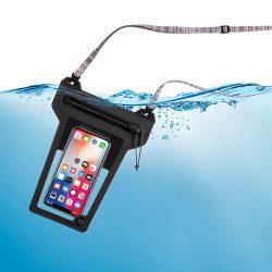 RunOff® Vízhatlan telefontok, Szürke