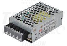 Tracon RS-25-24 Fém házas LED meghajtó szalagokhoz, szabályozható DC kimenet