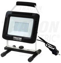 Tracon RSMDAW30W Hordozható LED szerelő fényvető