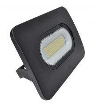 Tracon RSMDL100 SMD fényvető, fekete