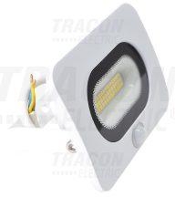 Tracon RSMDLFM20 SMD fényvető mozgásérzékelővel, fehér