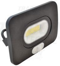 Tracon RSMDLM10 SMD fényvető mozgásérzékelővel, fekete