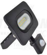 Tracon RSMDLM10H SMD fényvető mozgásérzékelővel, fekete