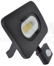 Tracon RSMDLM30H SMD fényvető mozgásérzékelővel, fekete