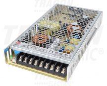 Tracon RSP-200-24 Fém házas LED meghajtó szalagokhoz, szabályozható DC kimenet