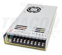 Tracon RSP-320-12 Fém házas LED meghajtó szalagokhoz, szabályozható DC kimenet
