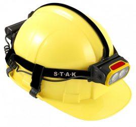 STH200-VEL STH200 tölthető fejlámpa, 350 Lumen