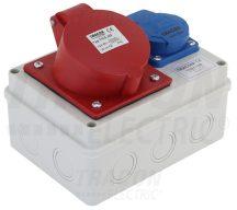 Tracon TDB11-0M Csatlakozó doboz védelem nélkül