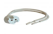 Tracon TG-5.5 Kerámia lámpafoglalat MR11/16 (12V) halogén fényforrásokhoz