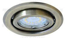 Tracon TLC-6MG Beépíthető lámpatest spot fényforrásokhoz, matt arany