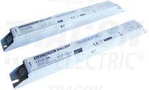 Tracon TLFV-EE-118 Elektronikus előtét T8 fénycsöves lámpatestekhez