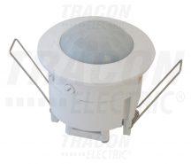 Tracon TMB-061 Mozgásérzékelő, álmenyezetbe szerelhető, fehér