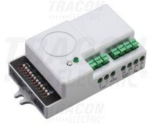 Tracon TMB-L01DIMM Mozgásérzékelő, radaros, lámpatestekbe,szabályozható fényerő