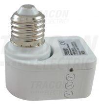 Tracon TMB-ME51 Mozgásérzékelő adapter, mikrohullámú E27, foglalatba