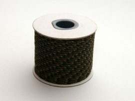 VA9503 Terepszínű kötél, 3mm vastag.