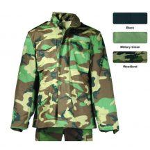 VO9321 M-65 katonai kabát
