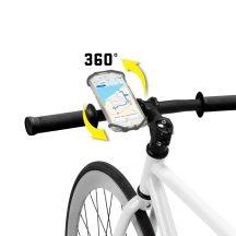 WPT-09-R3 Wraptor™ forgatható mobiltelefon-tartó kerékpárkormányra