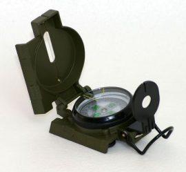 VA6045 Outdoor fémházas bézard tájoló 60mm, 1:50000
