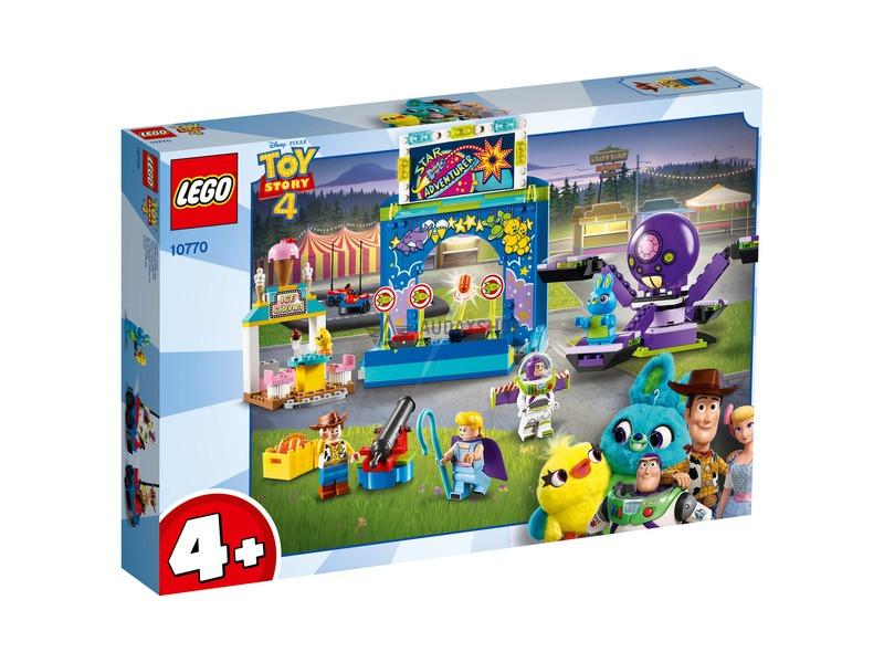 LEGO® Toy Story 4 Buzz és Woody Karneválja!