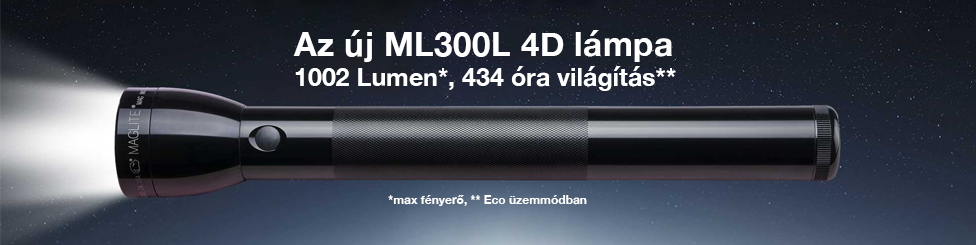 Maglite ML300L 4D