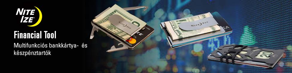 Financial Tool multifunkciós tárcák