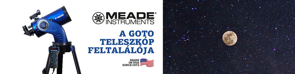 MEADE teleszkópok